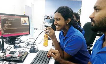 スリランカ現地法人(海外拠点)でのオフショア開発・エンジニア採用